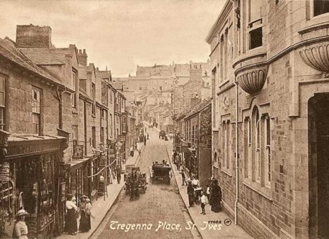 History & Mystery of St Ives