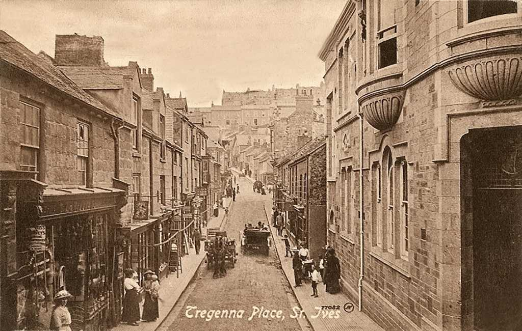 Historic St Ives