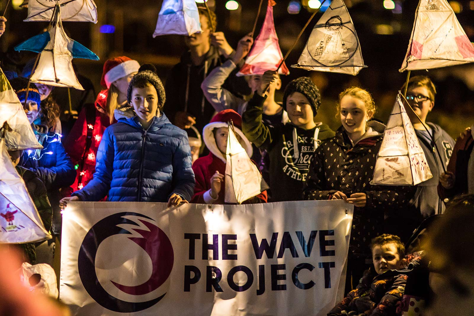 Lantern Parade lights up St Ives – tonight!