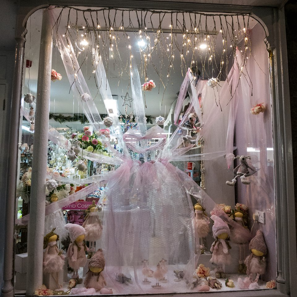 Retailers go nuts over Shop Window Competition