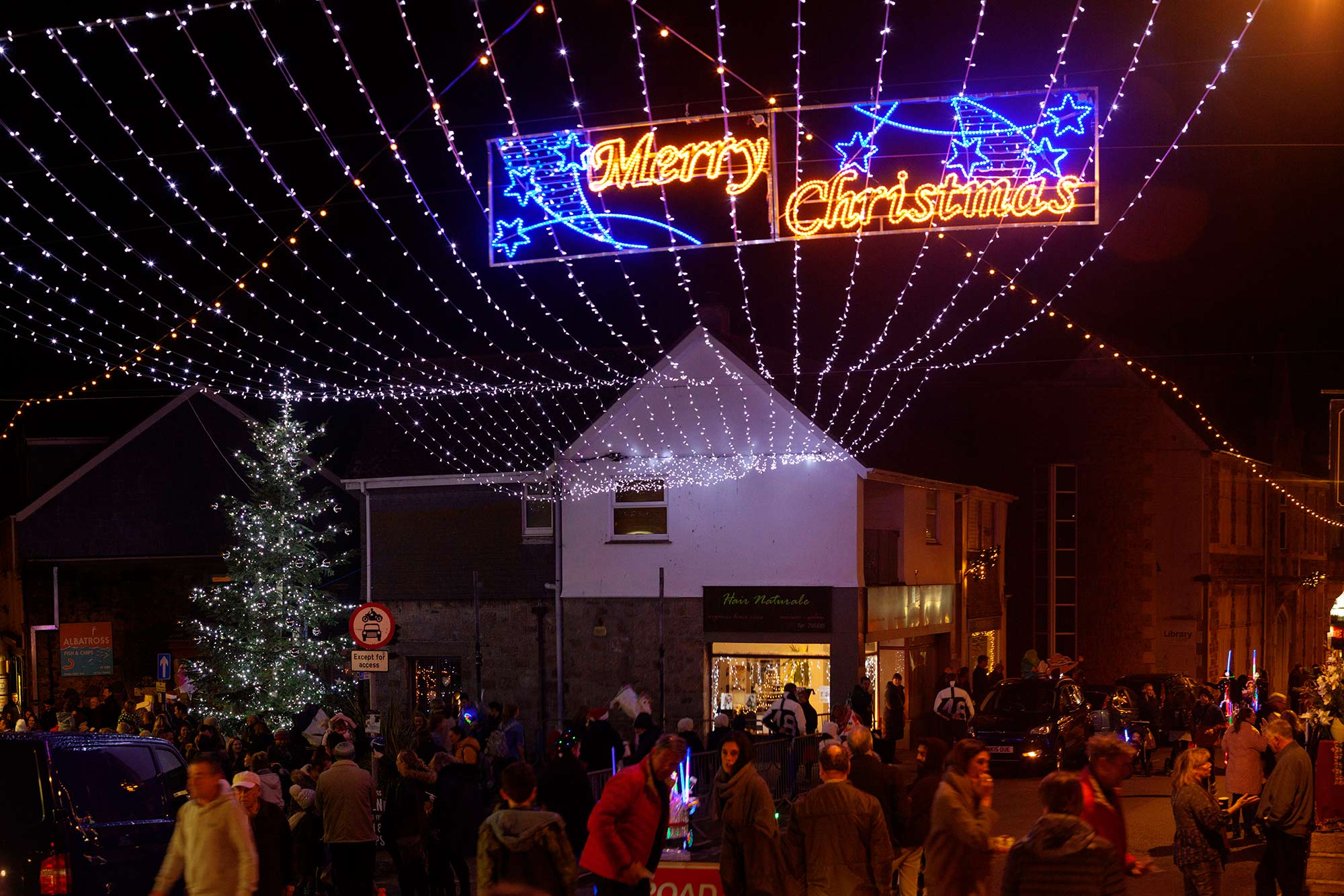 Nominate Someone to Switch On the Christmas Lights